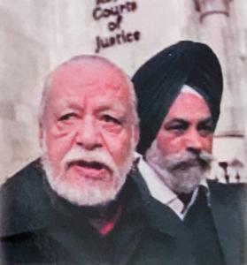 Rulda Singh and Baba Ghai