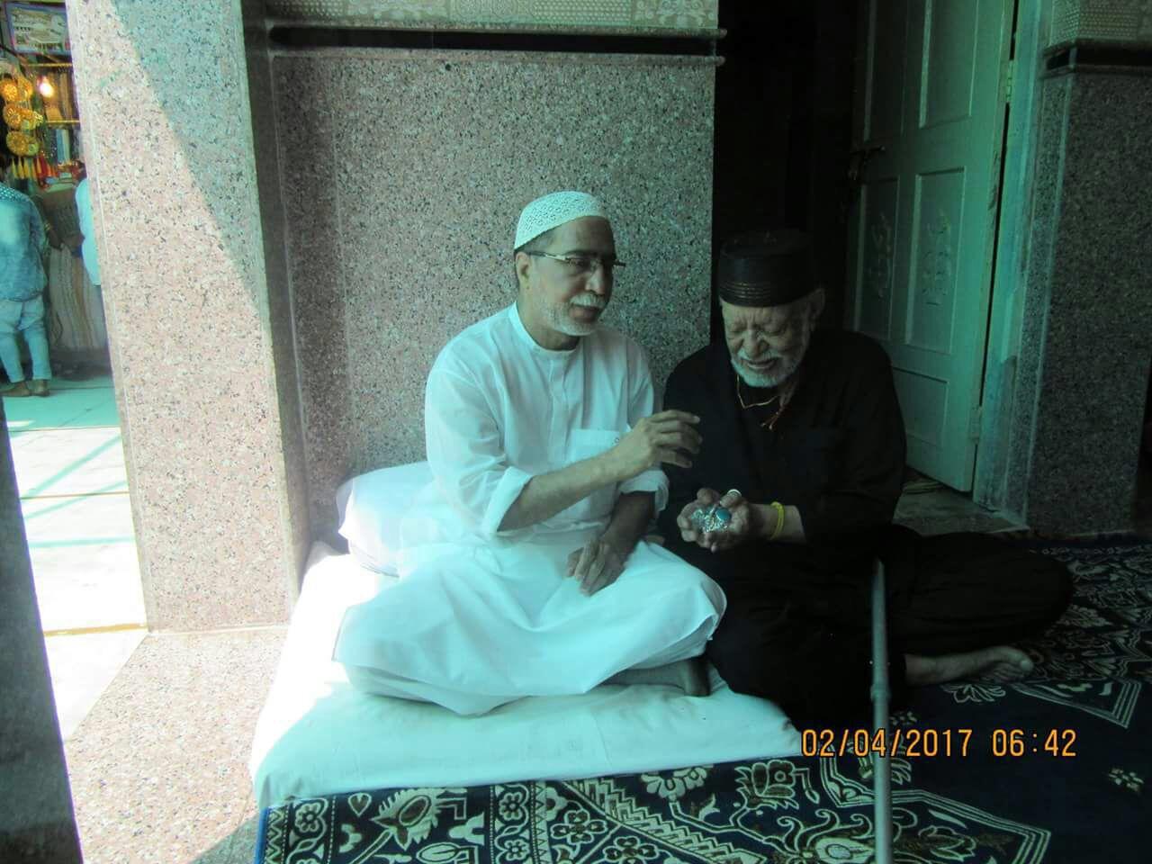Urs Festival 2017 - invitation of Babaji of Anglo Asian Friendship Society multi-faith charity